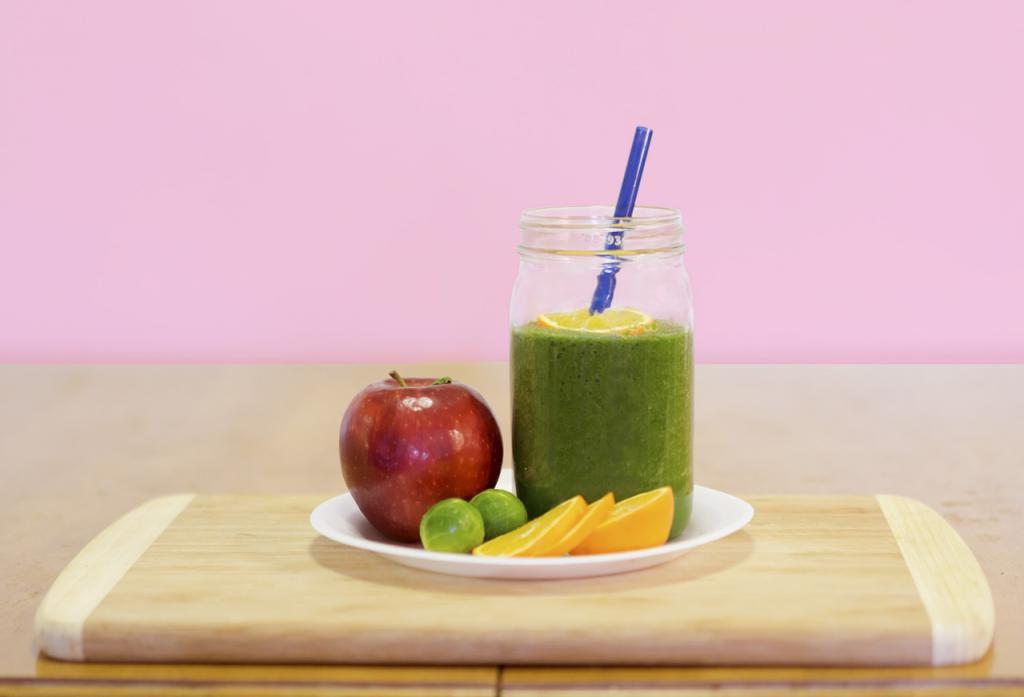 Grüne Smoothie Rezepte gegen die Frühjahrsmüdigkeit