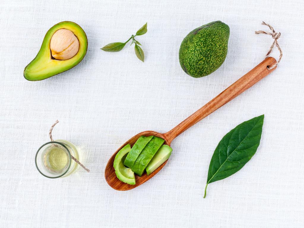 Avocado Fußcreme