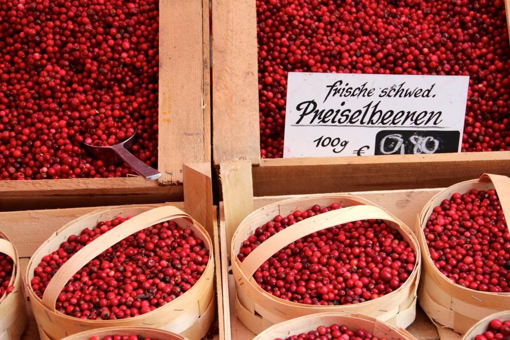 Cranberry Rezepte