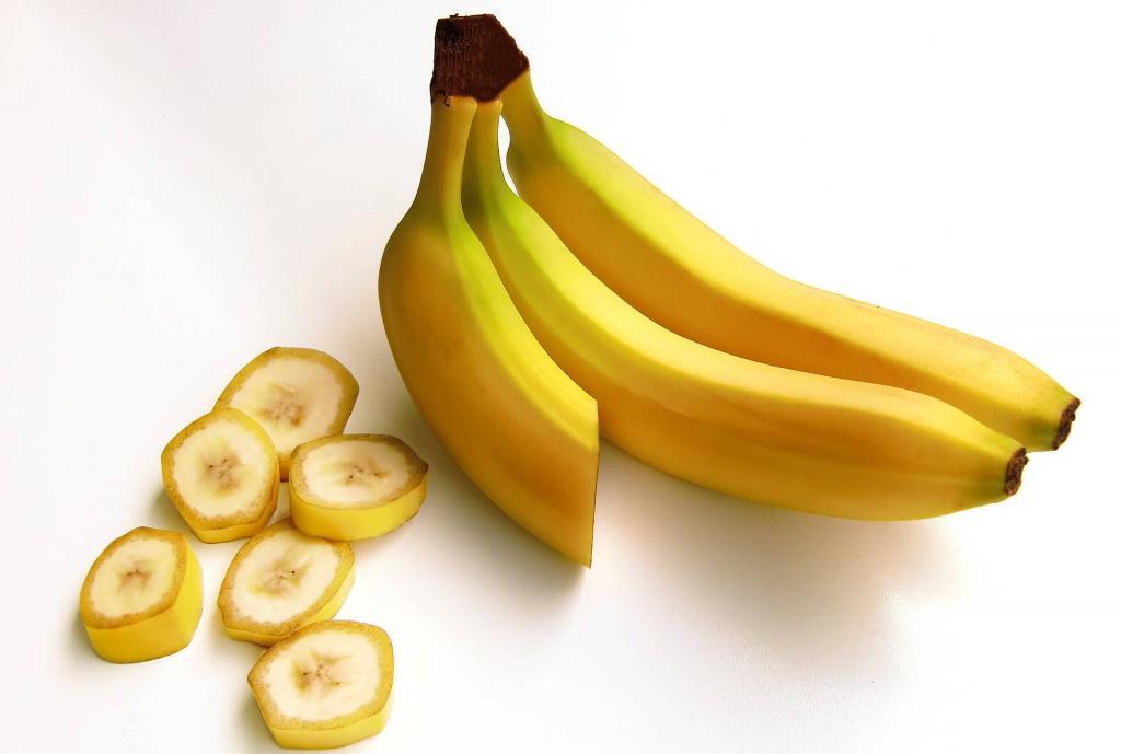 Fußmaske Banane