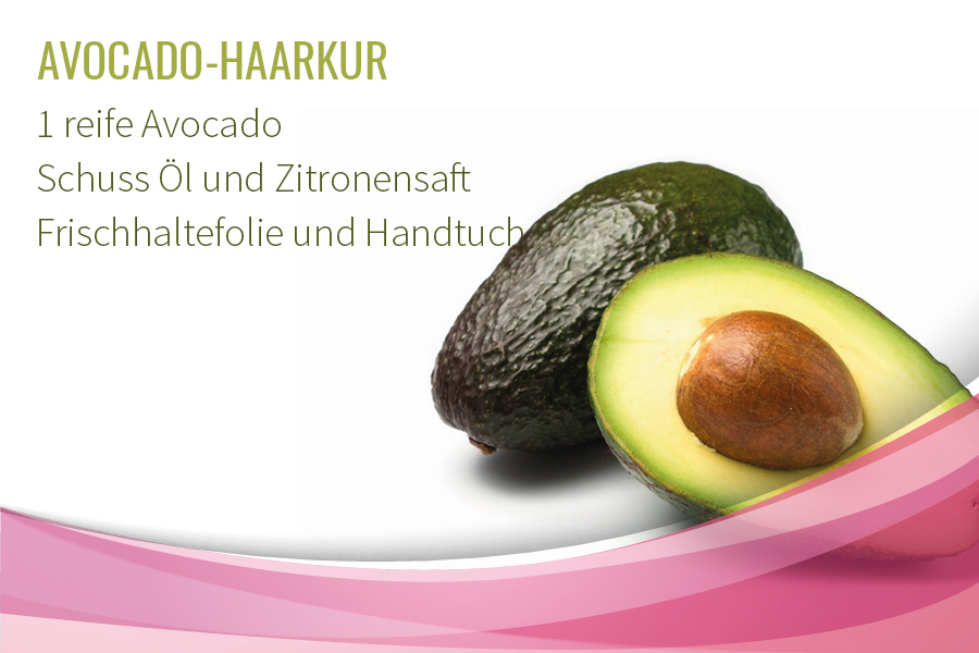 avocado haarkur