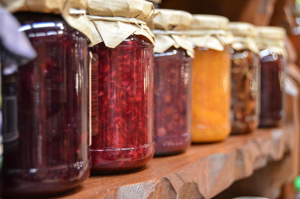 Marille, Erdbeer, Heidelbeer – Ihnen fehlt die Neuheit? Warum denn nicht mal die Wassermelonen-Marmelade ausprobieren?