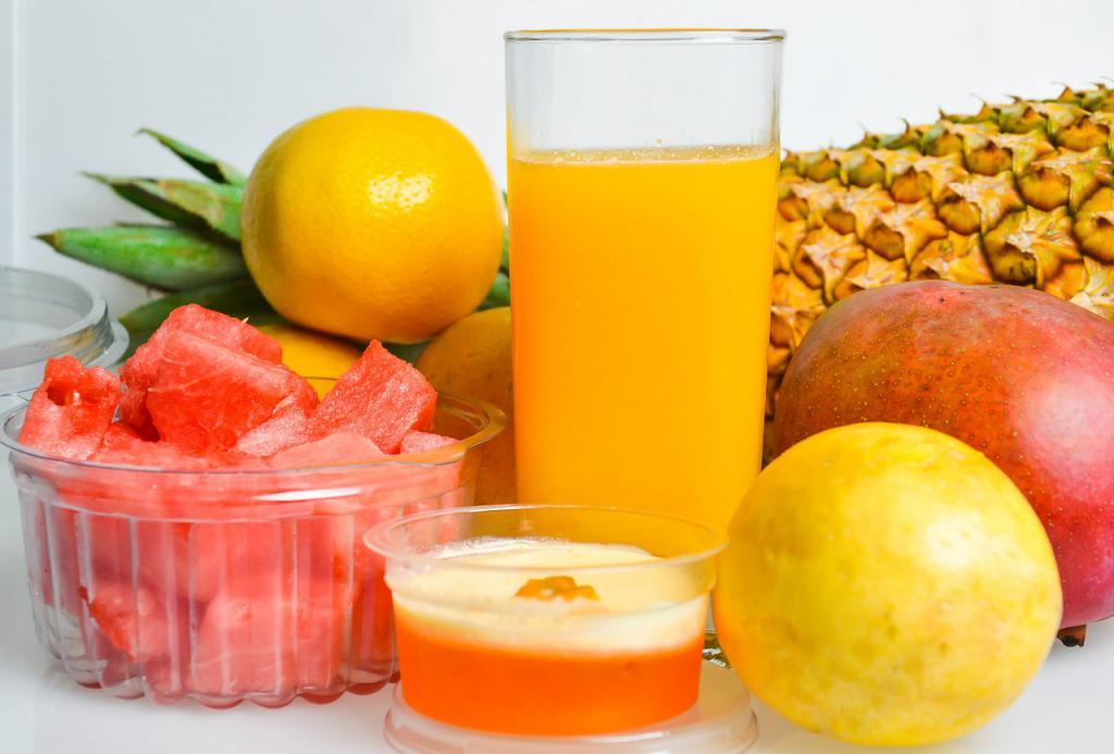 melone-mango-smoothie