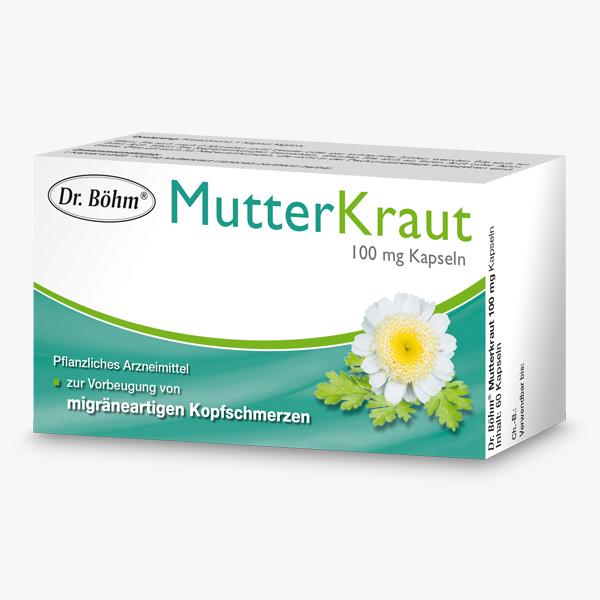 Dr. Böhm Mutterkraut Kapseln