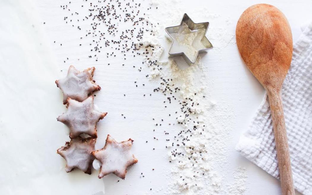 Superfood Kekse mit Chia Samen