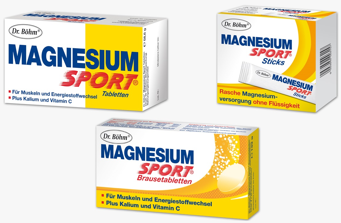 Dr-Böhm-Magnesium-Sport-Produkte