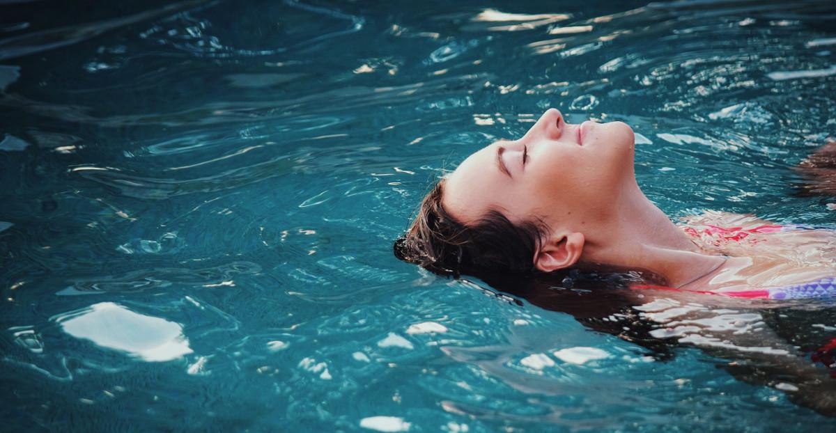 rueckenschwimmen