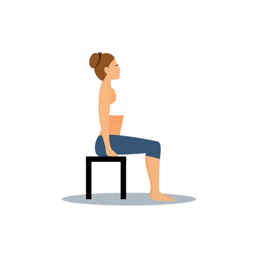 Beckenbodenübung 1 - Dr. Böhm Ratgeber - Frauengesundheit