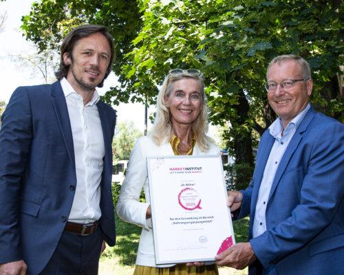 Dr. Böhm® ist die stärkste Marke Österreichs - Quality Award 2020
