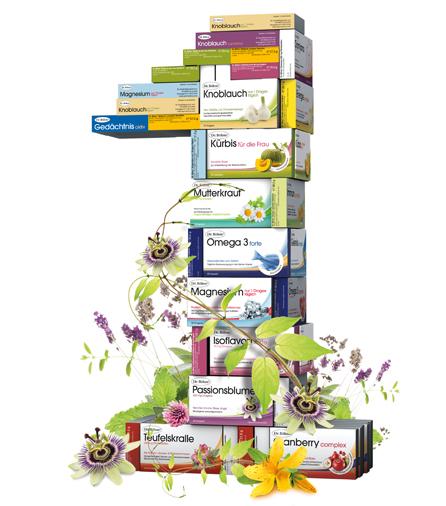 Dr. Böhm - pflanzliche Arzneimittel und Nahrungsergänzungsmittel