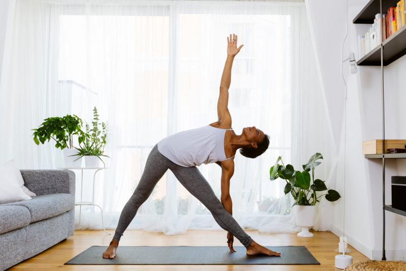 Yoga - Entspannung für den Alltag
