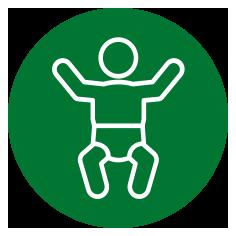 Blasenentzündungen bei Kindern werden automatisch als kompliziert angesehen.