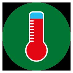 Fieber über 38 °C