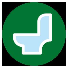 Häufiger Harndrang, mit ausschließlich kleinen Urinmengen