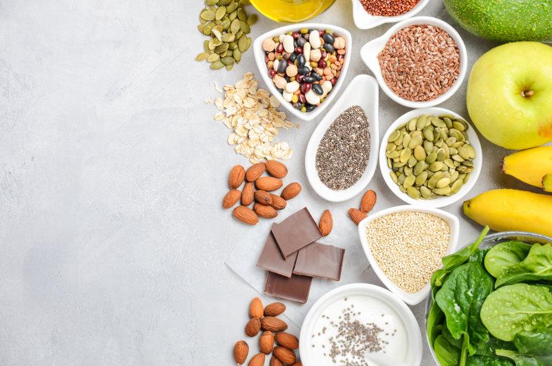 In welchen Lebensmitteln ist besonders viel Magnesium enthalten?