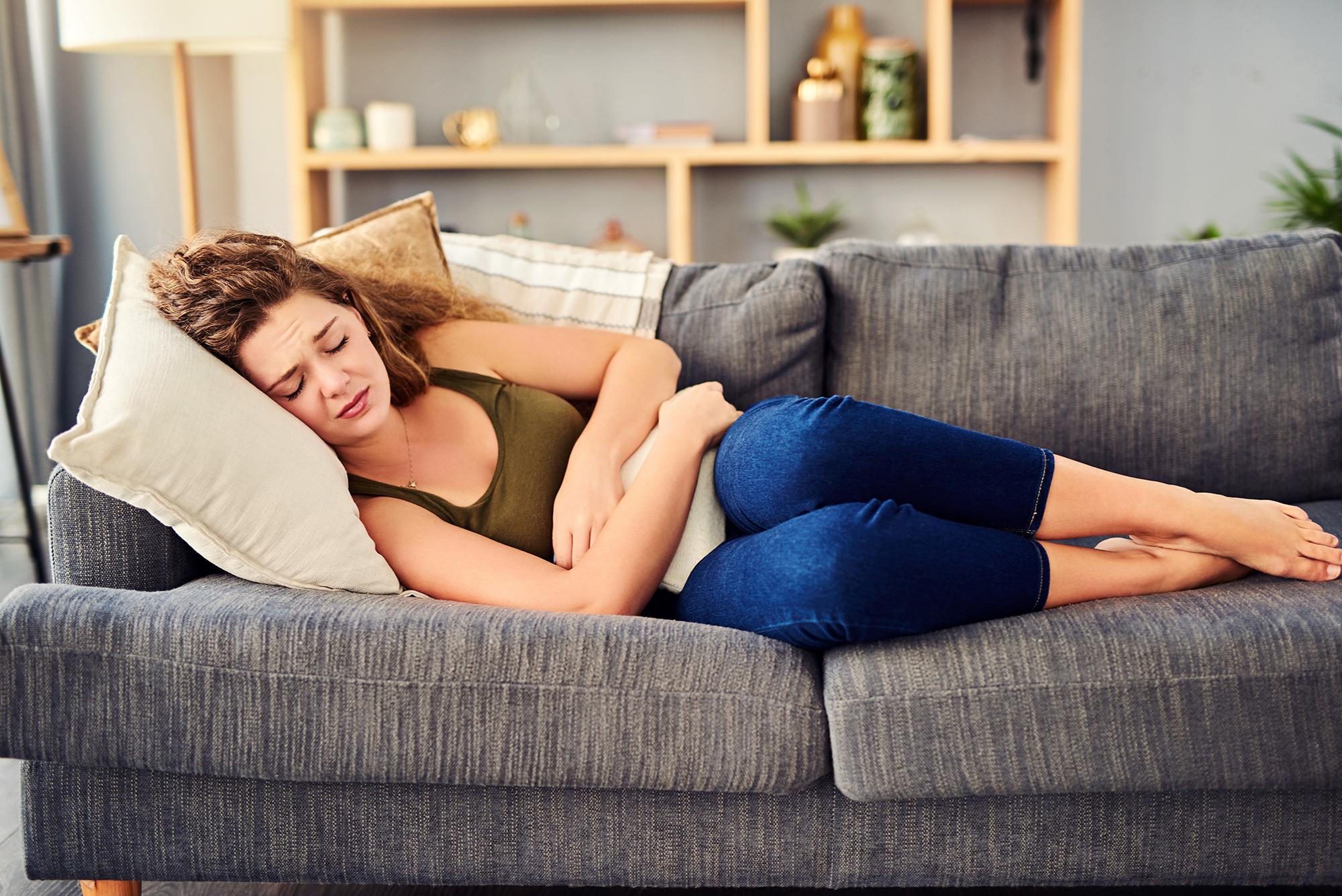 Symptome einer unkomplizierten Blasenentzündung
