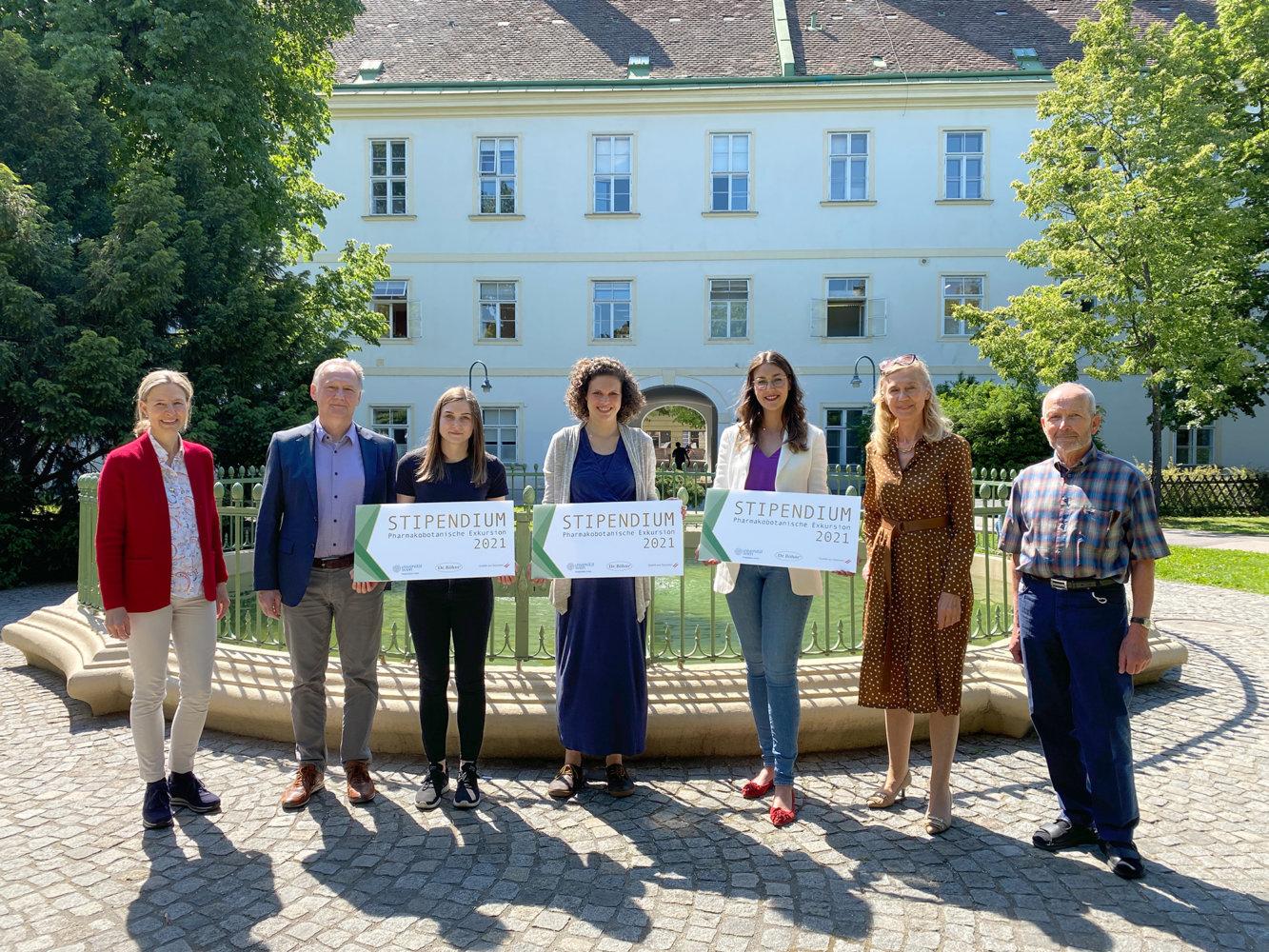 Dr. Böhm Stipendien 2021 in Wien überreicht