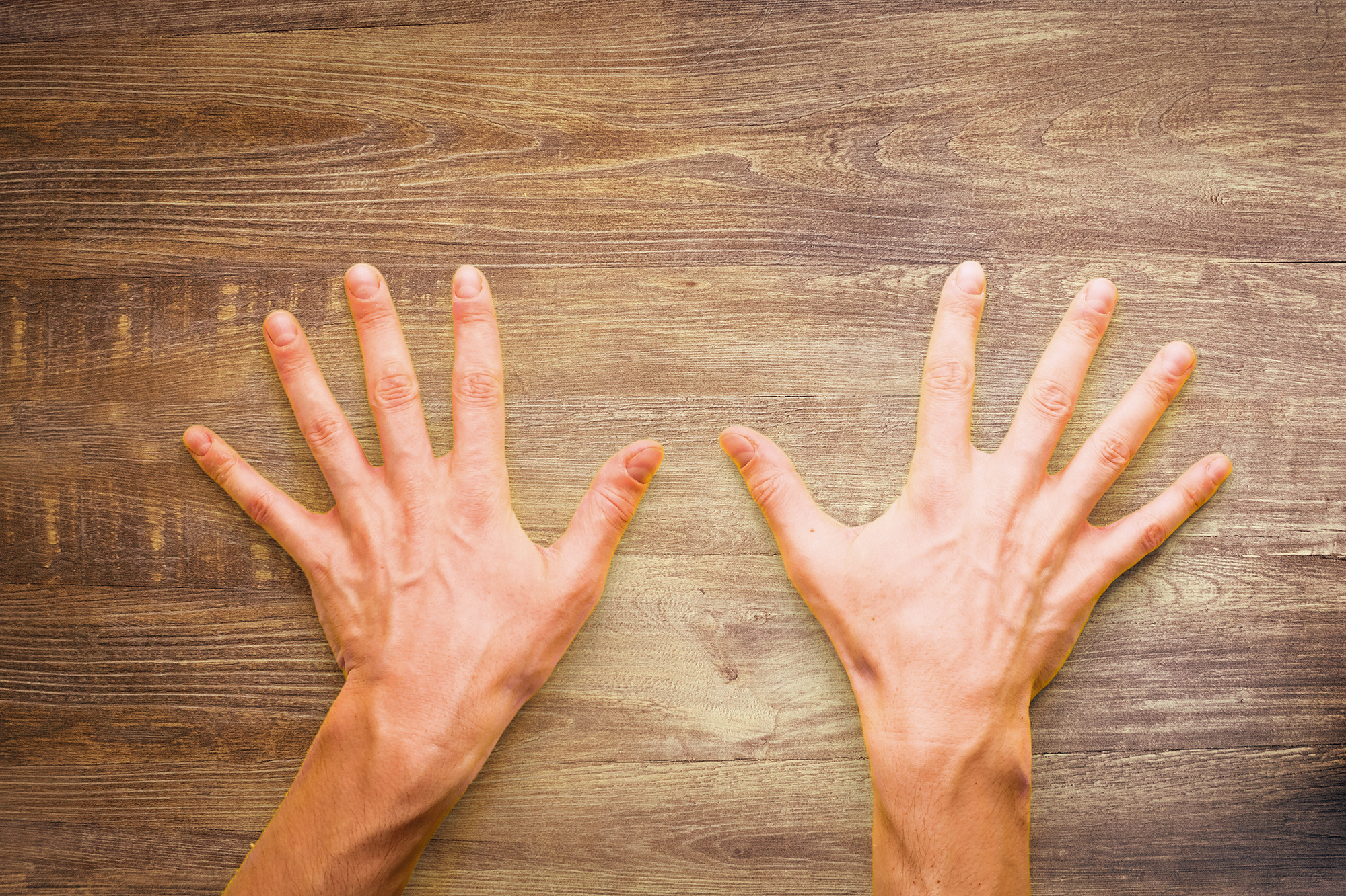 Tipp #2 bei Fingerarthrose: Finger dehnen