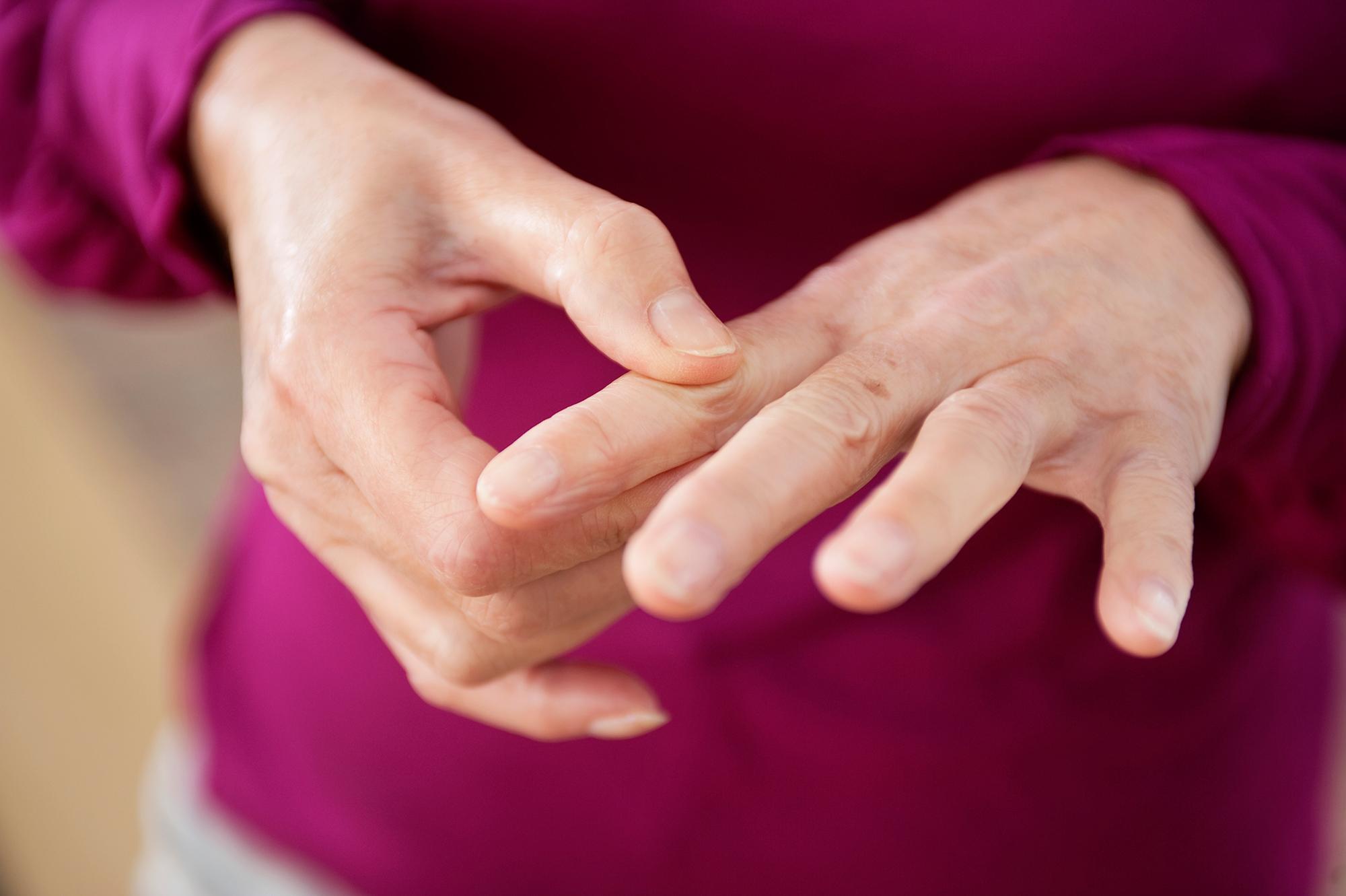 Was tun gegen Arthrose in den Fingern?